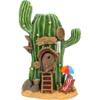 Fairy House. Cactus House