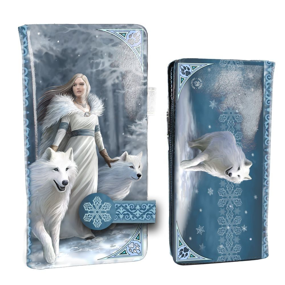 Embossed Purse - Winter Guardians