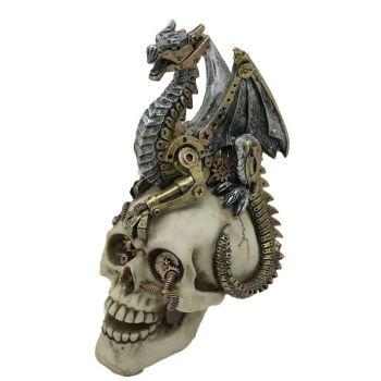 Dragon's Grasp Dragon & Skull