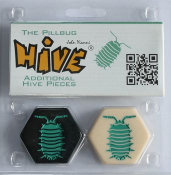 Pillbug Expansion for Hive® Boardgame