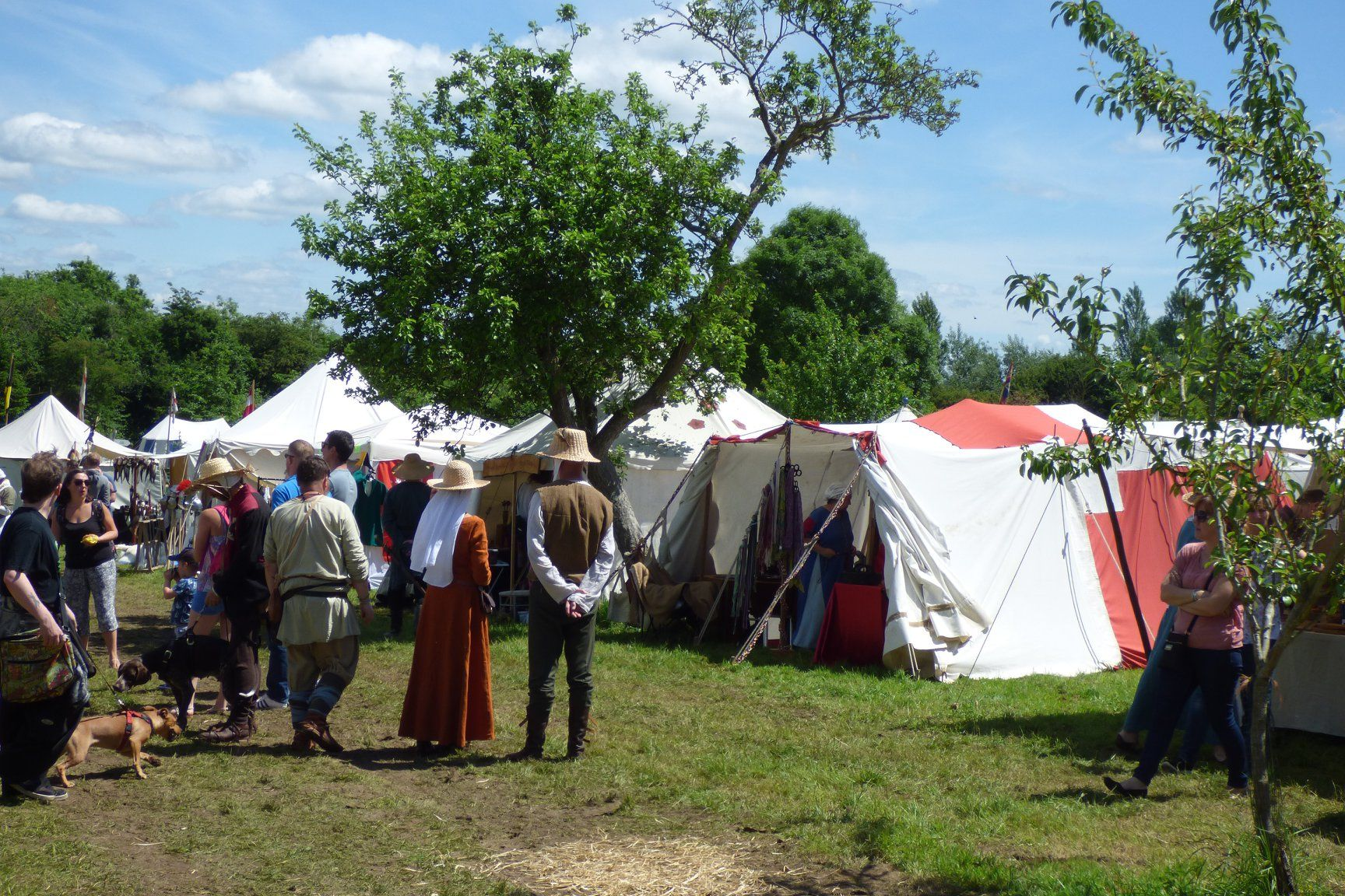 Templecombe Medieval Pageant