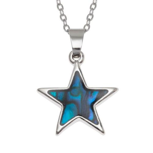 Sparkling Star Pendant