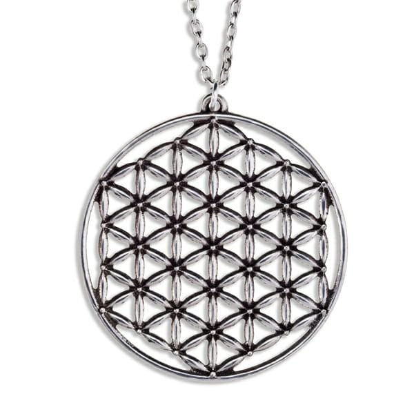 Flower of Life Pendant by St Justin of Penzance