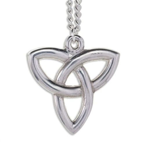 Trefoil Knot Pendant by St Justin of Penzance