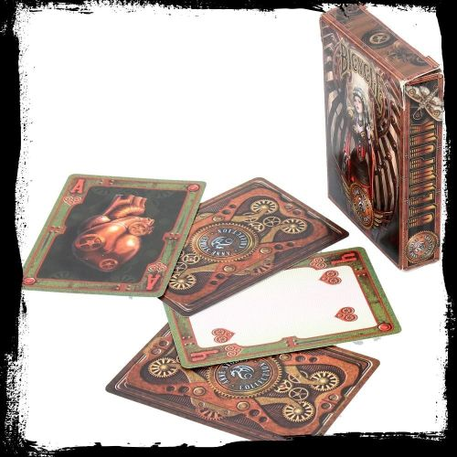 Anne Stokes Steampunk Playing Cards (Bicycle Cards)