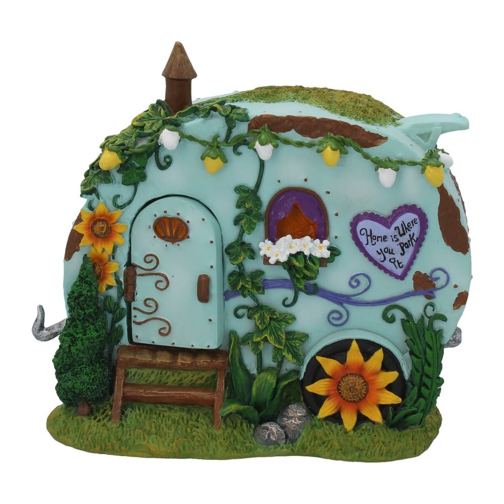 Fairy Houses & Toadstools