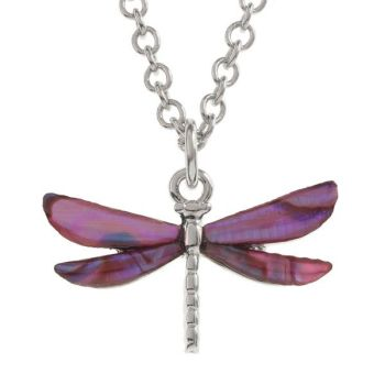 Delightful Dragonfly Pendant