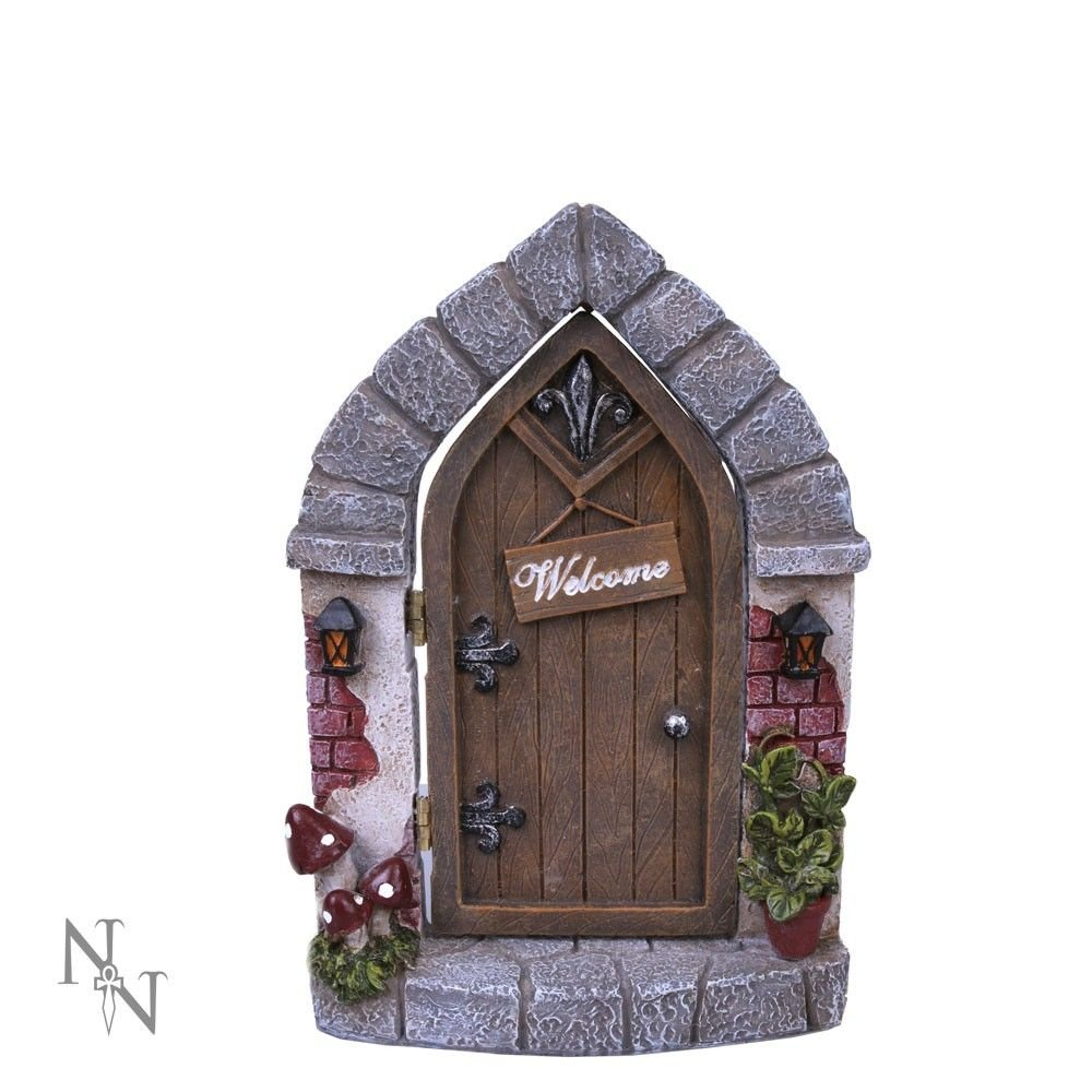 Fairy Door. Welcome Home