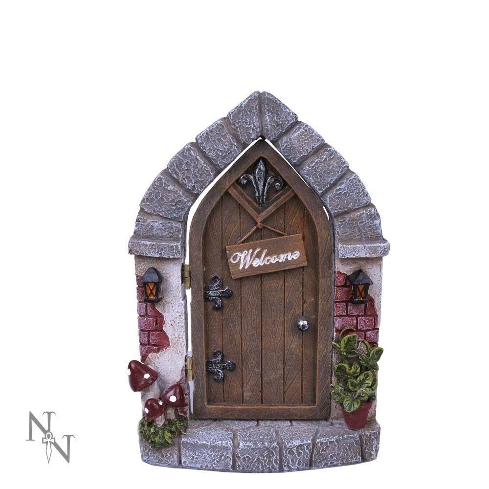 Fairy Door. Welcome Home