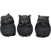 3 Wise Fat Cats