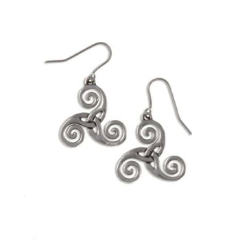 Triscele Earrings
