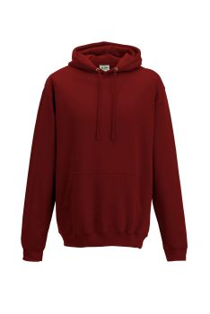 Heavyweight Hoodies Reds