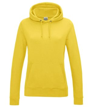 Female Fit Hoodies Yellows, Oranges, & Reds
