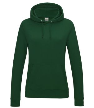 Female Fit Hoodies Greens