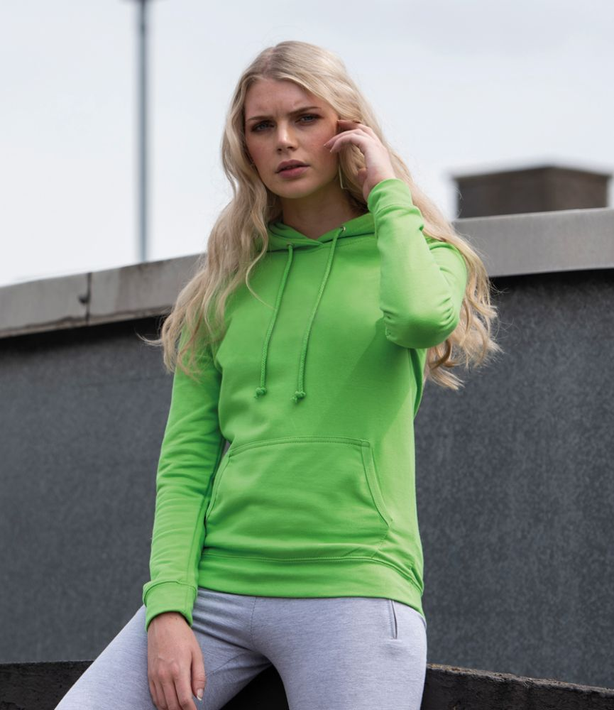 Colourful Female Fit Hoodies