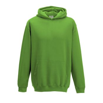 Heavyweight Kids Hoodies Greens