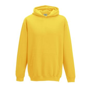 Heavyweight Kids Hoodies Yellow, Orange, & Reds