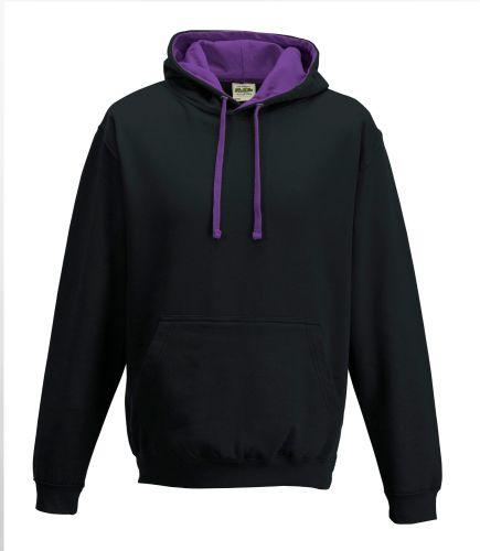 Jet Black w Purple