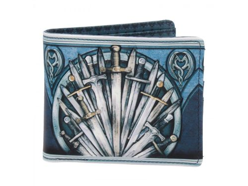 Embossed Wallet - Sword Wallet