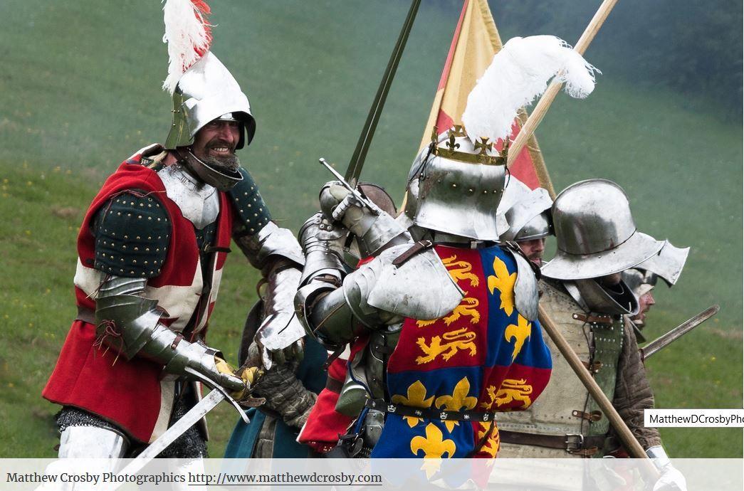Barnet Medieval Festival Taken by Mathew Crosby