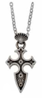 St James Cross Pendant