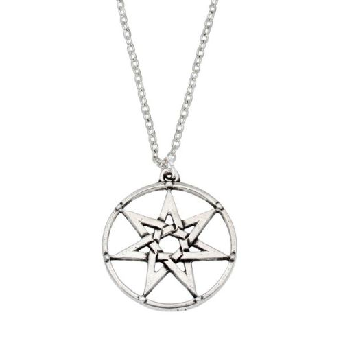 Elven Star Pendant by St Justin of Penzance