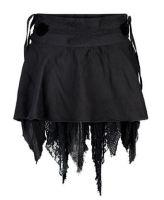 Pixie Mini Skirt (BLK)