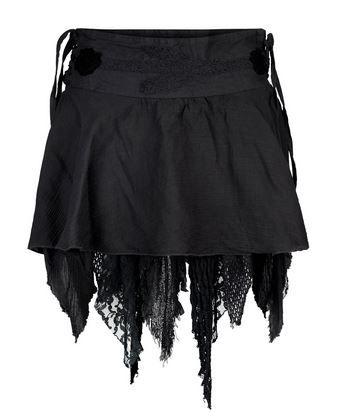 Pixie mini skirt