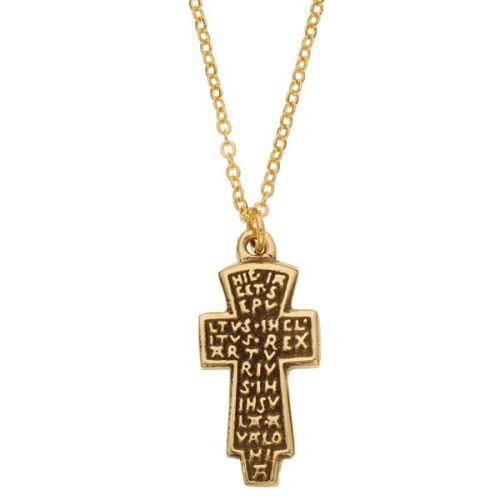 BRONZE Avalon Cross