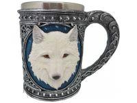 Tankard Ghost Wolf