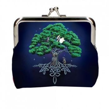 Coin Purse - Tree of Life