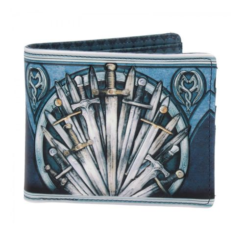 Embossed Wallet - Sword Wallet