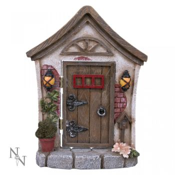 Fairy Door. Delicate Lodgings