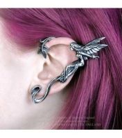 Fairy Grove Earwrap