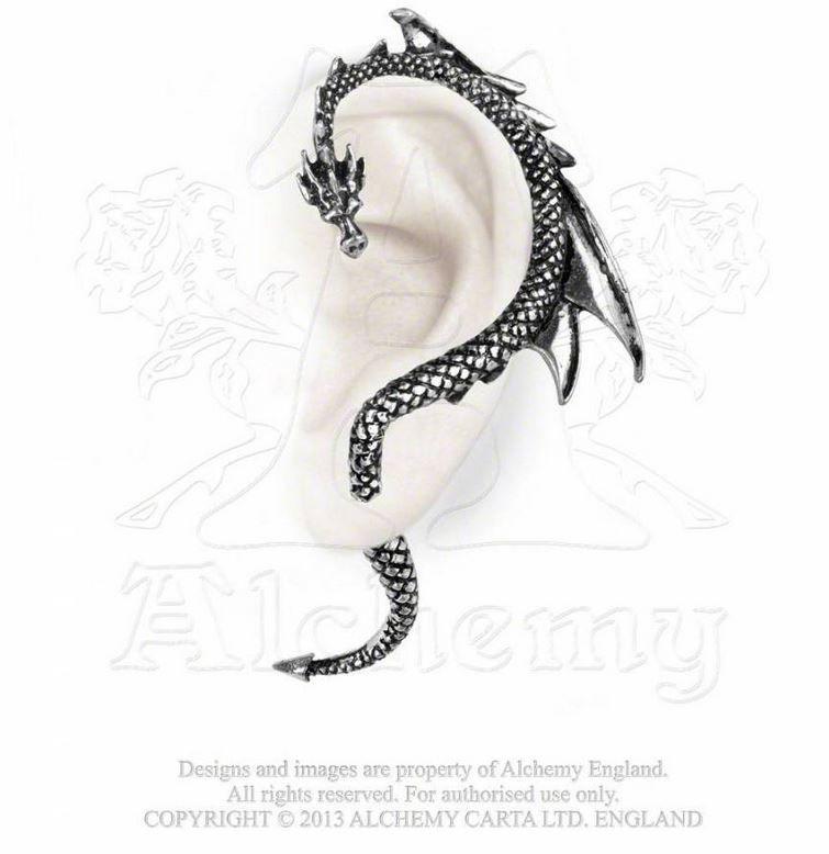 Dragon's Lure Earwrap