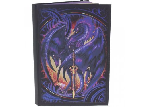 Metallic Embossed Journal Nether Blade 21cm