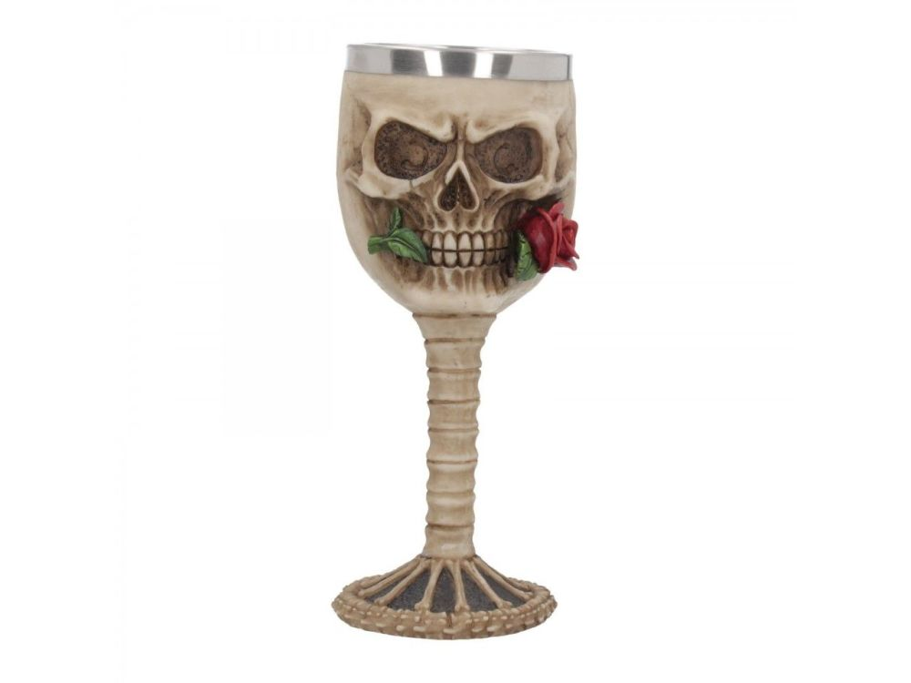 Red Rose from the Dead Goblet