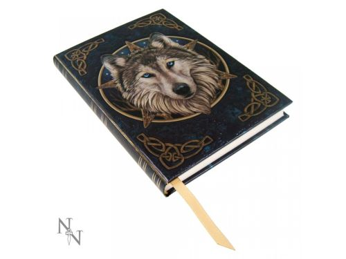 Metallic Embossed Journal The Wild One 17cm
