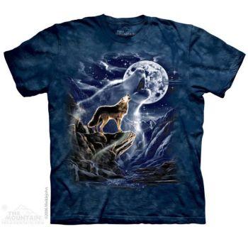 Wolf Spirit Moon