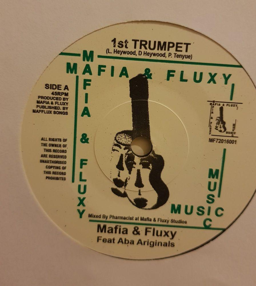 1st Trumpet Aba Ariginal  7