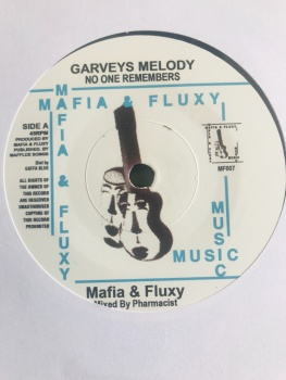 "GARVEYS MELODY - MAFIA & FLUXY  7"" VINYL"