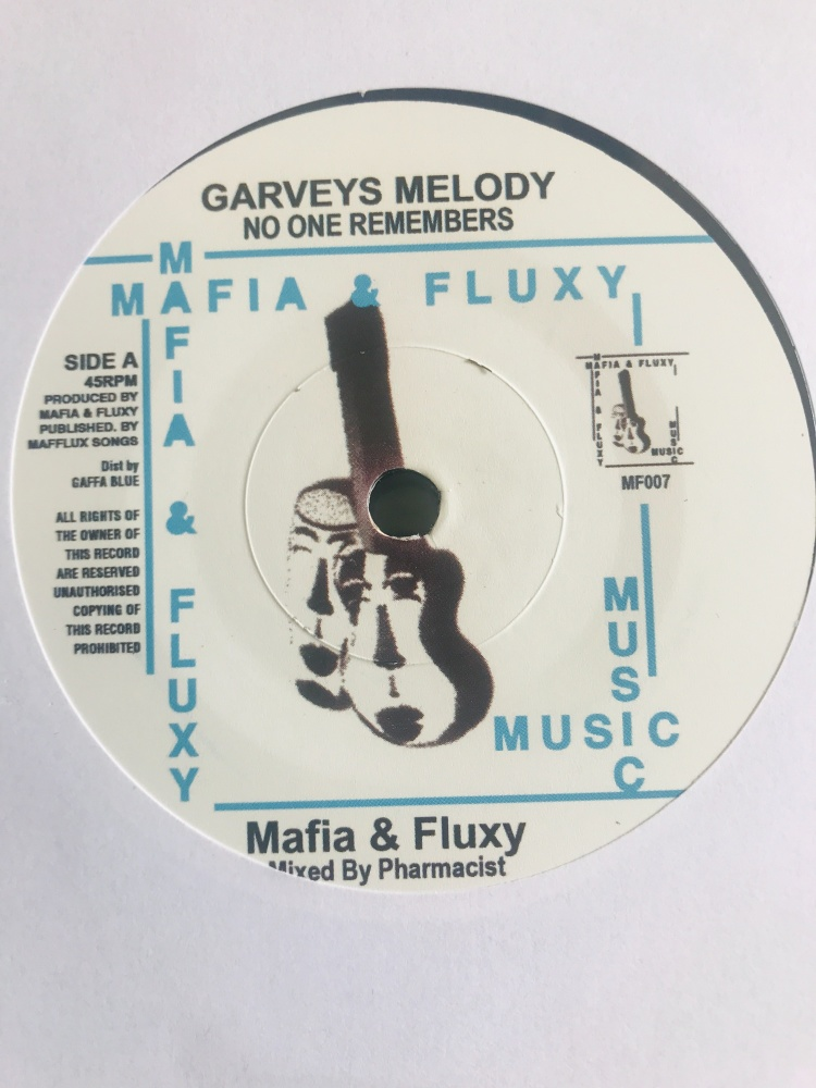 GARVEYS MELODY - MAFIA & FLUXY  7