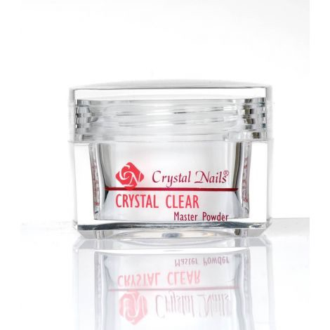 Crystal Nails Clear Acrylic 17g