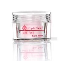 Crystal Nails Dark Pink Master Acrylic Powder 28g