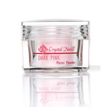 Crystal Nails Dark Pink Master Acrylic Powder 28g