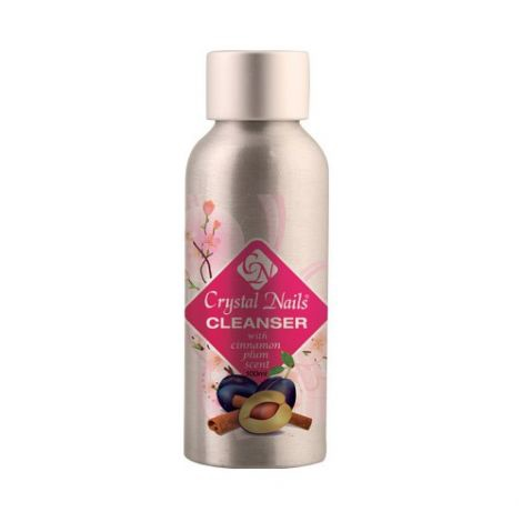 crystal nails Cleanser Cinnamon & Plum Fragrance 100ml