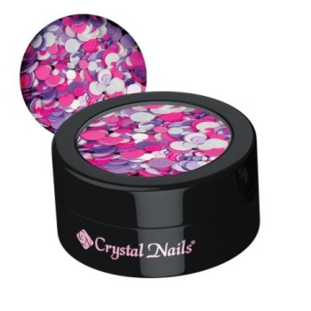 Crystal Nails Nailfetti 1