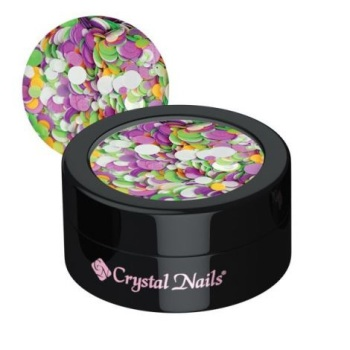 Crystal Nails Nailfetti 2