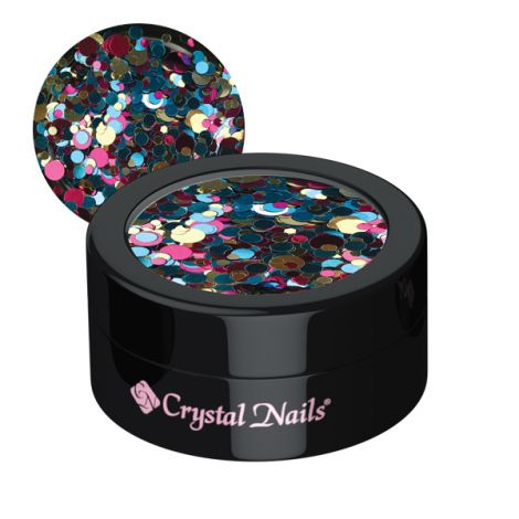 Crystal Nails Nailfetti 8