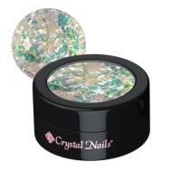 Crystal Nails Chrome Flakes 1